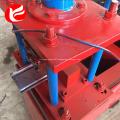 Zinc steel shutter dooring steel roll forming machine
