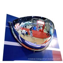 KL Half Dome Mirror 600 mm  Car Convex Mirror , Decorative Convex Mirror/