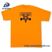 Logo Maßgeschneiderte Nizza Qualität 100% Baumwolle T-Shirt für die Werbung