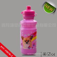 Garrafas de plástico de 500ml China, Planta de água potável