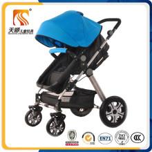 Factory Directy Großhandel hochwertiger Baby-Multifunktions-Regenschirm-Kinderwagen mit großen Rädern