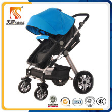 Factory Direclty Wholesale High Quality Baby Multi-Functional Umbrella Stroller with Big Wheels