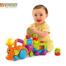 Brinquedo inteligente novo dos blocos do artigo DIY para crianças