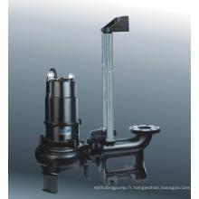 Pompe submersible d'eaux d'égout (100C4-2.2)