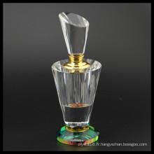 Bouteille de parfum en cristal romantique pour le cadeau en cristal (KS24083)