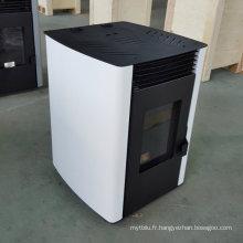 Mini poêle à granulés à biomasse avec 5 couleurs