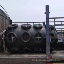 Docking Ship Protection Pneumatic Rubber Yokohama Type Marine Fender