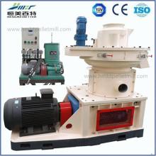 Máquina de fabricación de pellets de biomasa de aserrín de madera