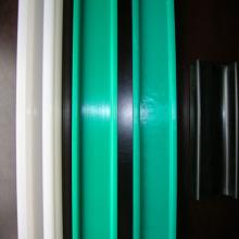 Green UHMWPE gids per spoor