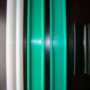 Trilho de guia verde UHMWPE