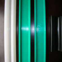 Green UHMWPE panduan kereta api