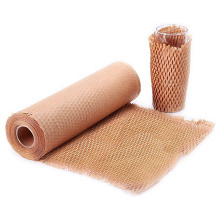 Air Cushion Honeycomb Paper Wrapping Dispenser Honeycomb Paper Roll