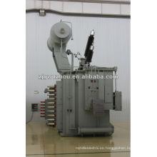 6kV Off load Cambiador de tom Transformador de horno eléctrico