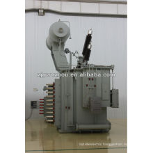 6kV Off load Tap Changer Electric furnace transformer