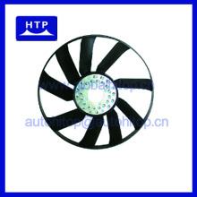 El motor diesel barato parte la mini asamblea de la cuchilla del ventilador del metal PARA LA TIERRA ROVER 4.0L 4.6L ETC7553L 450MM