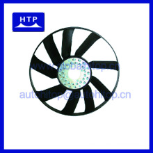 Cheap diesel engine parts mini metal fan blade assy FOR LAND ROVER 4.0L 4.6L ETC7553L 450MM
