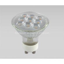 Projecteur LED GU10 / MR16 / E27 / E14 SMD