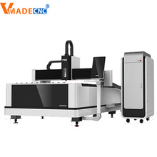 Metal Iron Laser Cutting Machine 500W For Sale