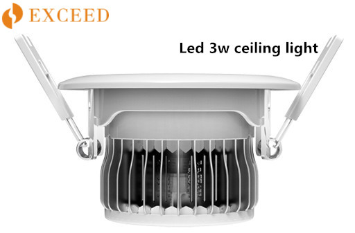 led 3w ceiling light