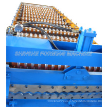 Машина для производства гофрированного рулона