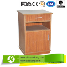 Rugged and Durable Laminated Board Bedside Cabinet