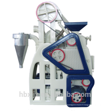 MLNJ15 / 13 combiné riz paddy riz décortiqueur riz moulin 500 kg