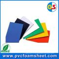 Feuille de mousse de PVC d'impression d'écran pour la publicité extérieure (épaisseur chaude: 3mm 5mm 6mm)