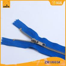 Feuersicherer druckfester Anti-Feuer-Reißverschluss für Feuer-Kleidung ZM10003