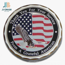 China Supply Promotional Gift Custom USA Challenge Coin for Souvenir