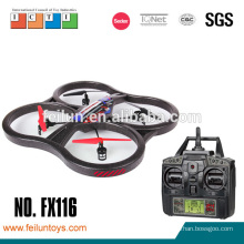 2.4g 4ch 6 axis 3D flip black foam camera helicopters adult rc toys