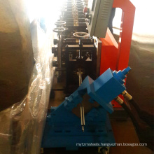 c u l w frame profile corner head drywall stud light metal steel l angle roll forming machine for sale