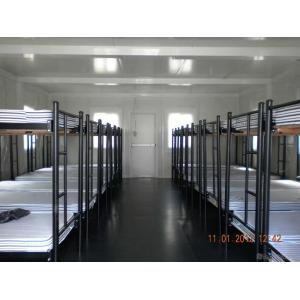 Two floors 20 Feet Per Room Container Accommodation