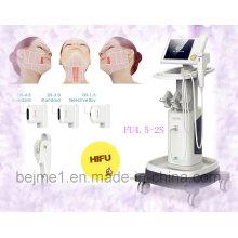 Máquina del rejuvenecimiento de la piel de Hifu del ultrasonido enfocado de intensidad alta (FU4.5-2S)
