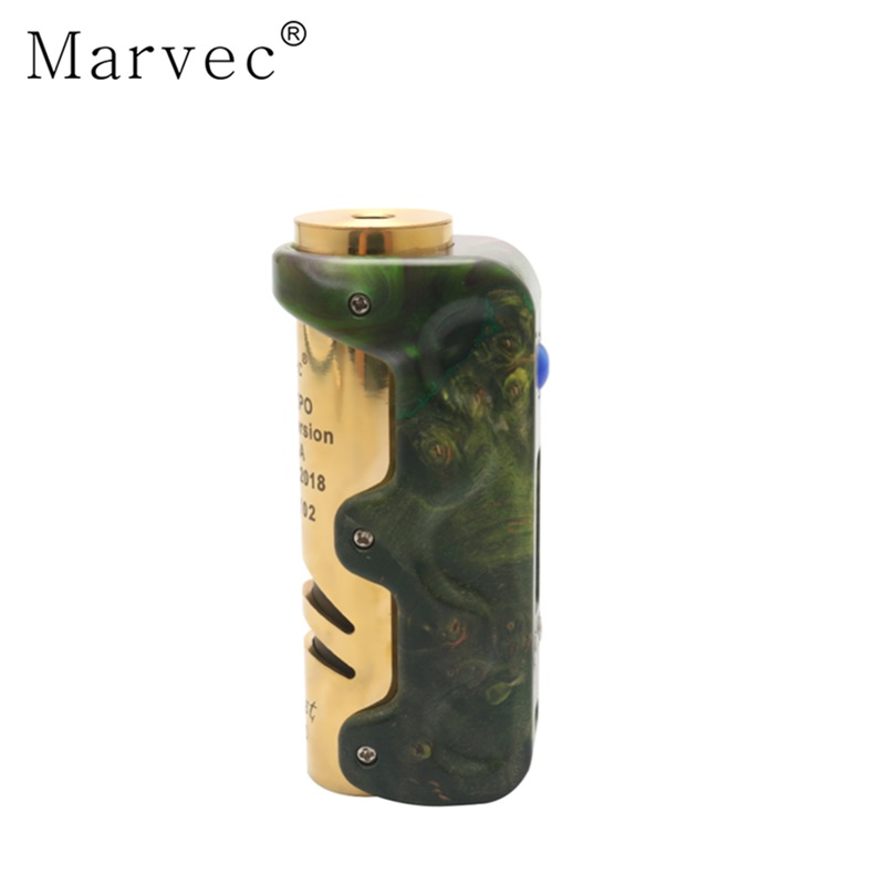 Ksiądz 21700 DNA75 Stabilized Wood MOD