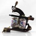 Pure Handmade CNC Cut Technology Brass Coil Tattoo Machine Equipment