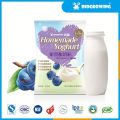 blueberry taste acidophilus yogurt yogurt