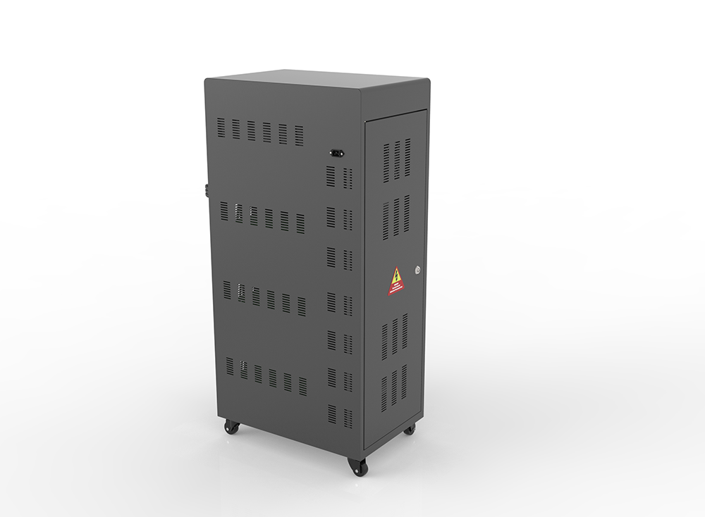 Smart Timer Switch Charging Cart