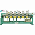 Auto Trimmer 6 Heads Tubular Embroidery Machine For Cap/T-shirt