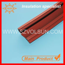 High voltage silicon rubber electrical overhead line material