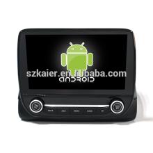 Núcleo Octa! Android 8.0 carro dvd para Ford Ecosport 2017 com 8 polegada de Tela Capacitiva / GPS / Link Espelho / DVR / TPMS / OBD2 / WIFI / 4G