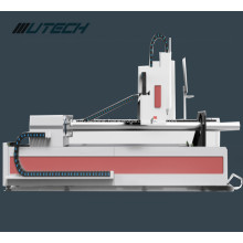 3d fiber laser metal engraving machine