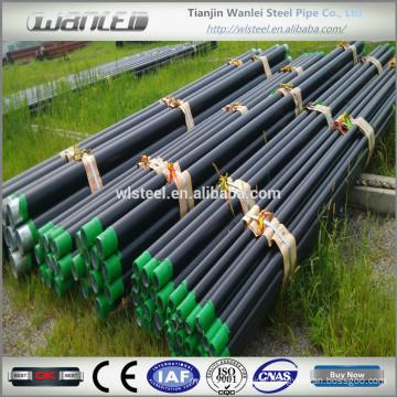 pe coated seamless steel pipe