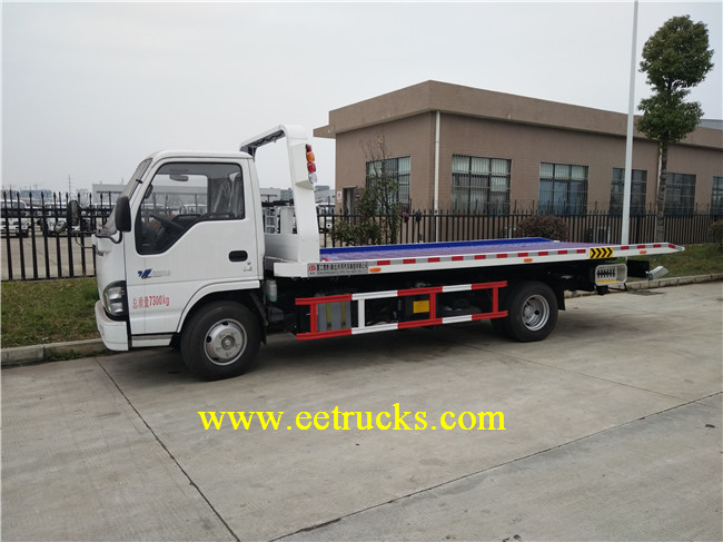 ISUZU Breakdown Recovery Trucks