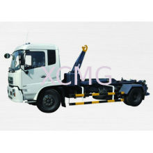 9tons Garbage Collection Truck, Xzj5160zxx For Loading, Unloading, And Transport Park Garbage