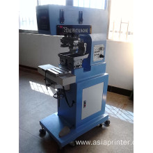 Two color ink tray tampo printer machine