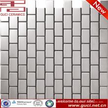 Fornecimento de fábrica de mosaico de banheiro telha de aço inoxidável preço