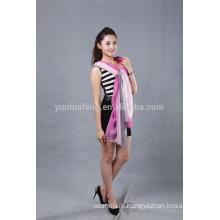 Inner mongolia Water Soluble hang-dyed wool.pashmina scarf