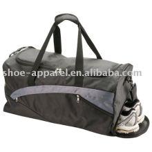 bolsa de gimnasio con compartimento para zapatos