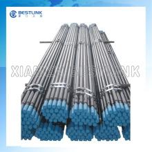 Piezas de China fabricante minería perforación DTH barras de tubo de acero