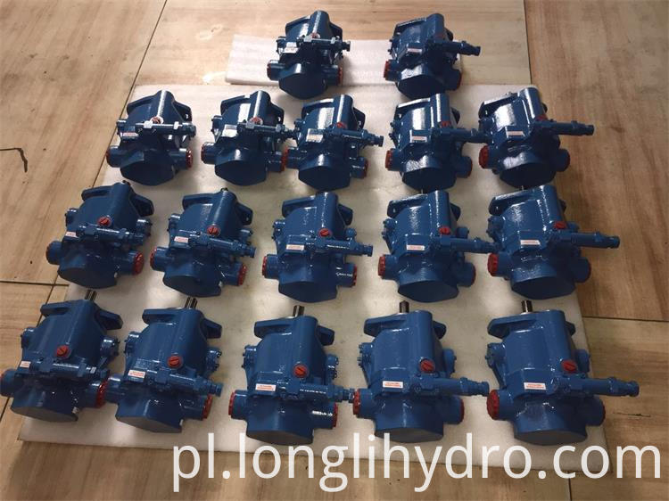 Nachi IPH Series Hydraulic Gear Type Oil Pump